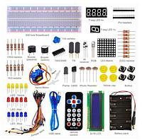 Базовый набор для новичков в Arduino (с микроконтроллером UNO R3), фото 1