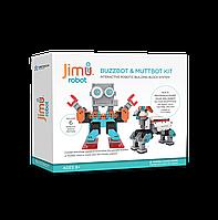 Робототехнический набор Jimu Robot BuzzBot & MuttBot Kit