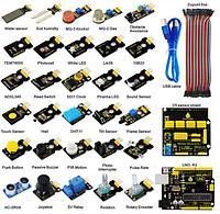 """Обучающий набор Arduino """"Датчики"""" (с микроконтроллером UNO R3), фото 1"""