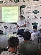 """Семинар """"Особенности промышленного выращивание малины в Алматинской области. Перспективные сорта"""""""