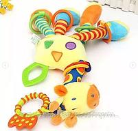 Развивающая игрушка  ЖИРАФ HAPPY MONKEY!!!, фото 2
