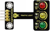Модуль светофора (черный и экологичный)