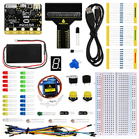 Стартовый набор для начинающих для микро-бит (STEM Education Programming Kit для детей), фото 1