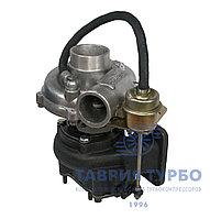 Турбокомпрессор ТКР 6.1 - 03 , Турбина на Автомобили ГАЗ 3309, -33081; Двигатель Д 245.7-165, -566