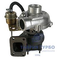 Турбокомпрессор ТКР 6.1 - 08.1 Евро 2, Турбина на Тракторы МТЗ, ОТЗ; Двигатель Д-245.9S2, Д-245.2S2