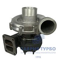 Турбокомпрессор ТКР 9-02 правый , Турбина на БелАЗ 75485, -75486, -75487, -75489; Двигатель ЯМЗ 240НМ2