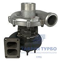 Турбокомпрессор ТКР 10ТТ-02 ПРАВЫЙ Евро 2, Турбина на БелАЗ-75485, 75486, 75487; Двигатель ЯМЗ-240НМ2