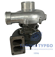 Турбокомпрессор ТКР 10ТТ-01 ЛЕВЫЙ Евро 2, Турбина на БелАЗ-75485, 75486; Двигатель ЯМЗ-240НМ2, ЯМЗ-240ПМ2