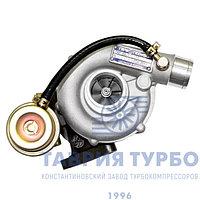 Турбокомпрессор ТКР 50.07.10 ЕВРО-4 Stage 3A Турбина на Двигатель: ММЗ 34DT