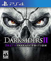 DARKSIDERS 2 PS4, фото 1