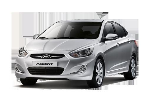 Решетка радиатора на Hyundai Accent (Solaris) (2011-2015)