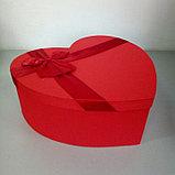 Подарочные коробочки в форме сердца 30*24 см, фото 3