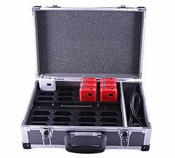 Кейс с зарядным устройством для 24 приемников R-300 Reinvox C-324