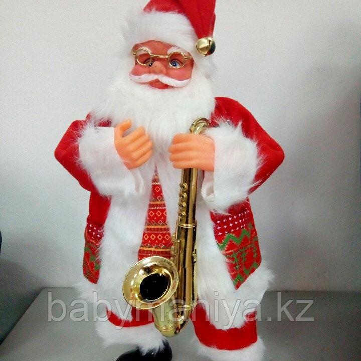 Музыкальный Дед Мороз 62 см