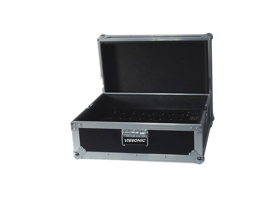 Кейс для хранения и зарядки 50 ИК приёмников Vissonic VIS-TC50A