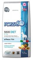 Forza10 Maxi Diet pesce, Форца10 диетический корм из рыбы для собак крупных пород, уп. 12кг.