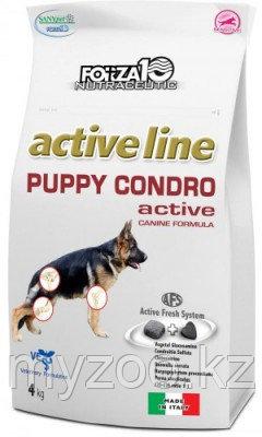 Forza10 Puppy Condro Active, Форца10 диетический корм для щенков для защиты суставов, уп.20кг.
