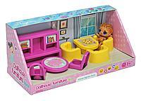 Набор мебели для кукол (гостинная) 8 эл.