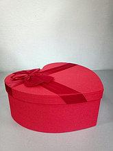 Подарочные коробочки в форме сердца 27*21 см