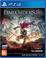 DARKSIDERS 3 PS4, фото 1