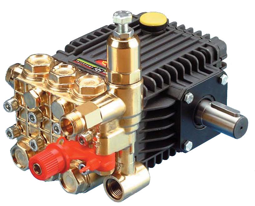 """Помпа для аппаратов высокого давления """"PORTOTECNICA"""" EL1714 (с регулятором)"""