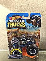 Mattel Hot Wheels  FYJ44 Хот Вилс MONSTER JAM машинки 1:64 (BONE SHAKER)