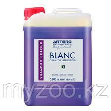 Artero Blanc, Артеро тонирующий шампунь для светлой шерсти кошек и собак, 5l
