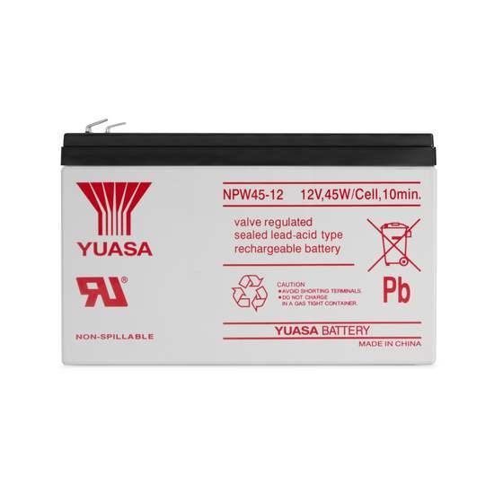 Батарея Yuasa NPW 45-12 свинцово-кислотная 12В 9 Ач
