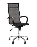 Кресло офисное для руководителя SLIM HB NET Tilt CHR68