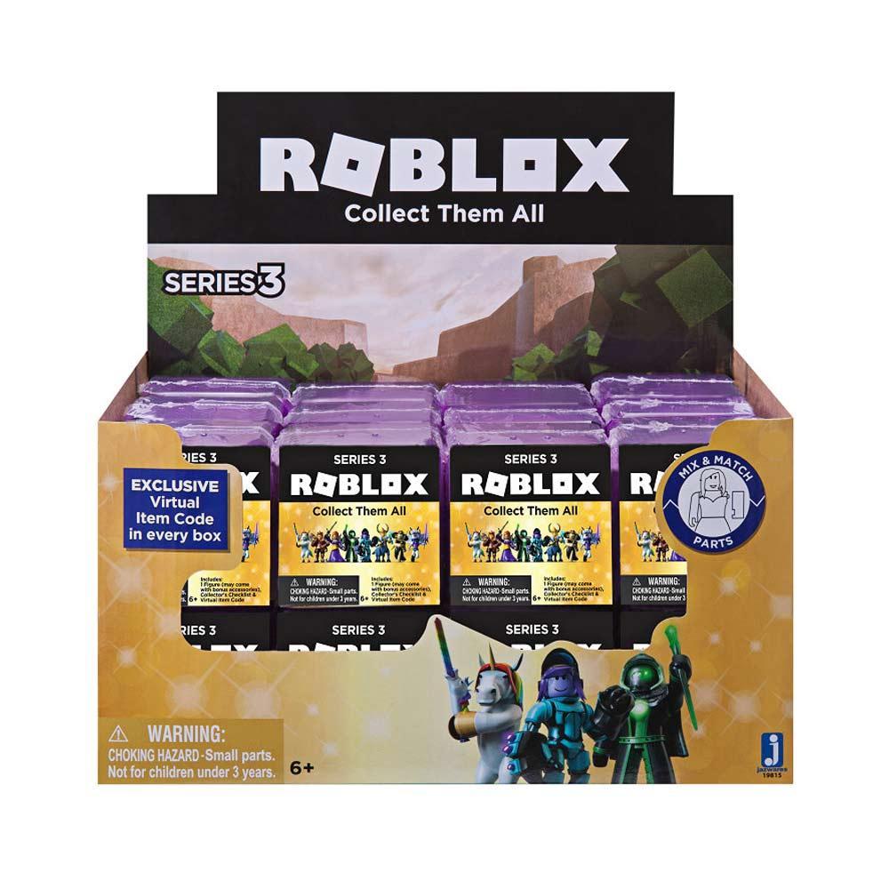 Roblox Минифигурка героя Роблокс, в ассортименте (3 серия)