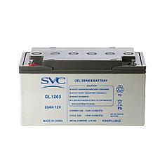 Батарея SVC GL1265 гелевая 12В 65 Ач