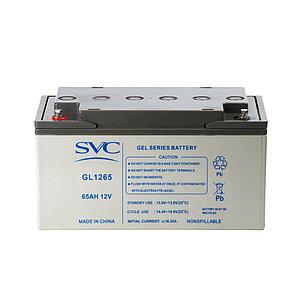 Батарея SVC GL1265 гелевая 12В 65 Ач, фото 2