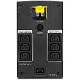 APC BX1100LI ИБП  Back-UPS 1100 ВА/550Ватт, 230 В, авторегулировка напряжения, розетки IEC, фото 2