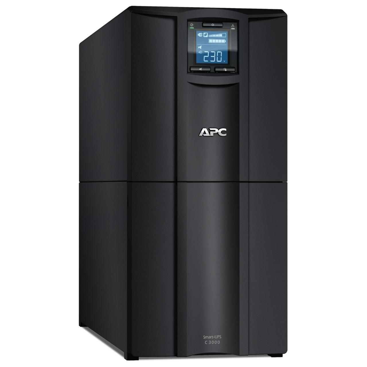 APC SMC3000I ИБП Smart-UPS C 3000 ВА, 2.1кВт, ЖК-экран, 230 В