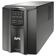 APC SMT1000I ИБП Smart-UPS 1000 ВА, 700Ватт,  с ЖК-индикатором, 230 В