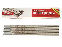 Сварочный электрод РЕСАНТА МР-3 Ф3,0 Пачка 1 кг