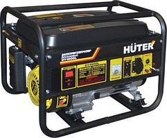 Портативный бензогенератор HUTER DY4000L