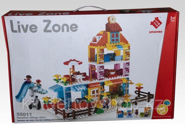 Конструктор Live Zone 55011, аналог LEGO Duplo Лего дупло