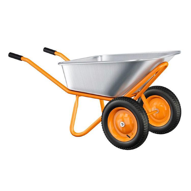 Тачка садово-строительная Вихрь Т90-2
