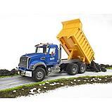 Самосвал N MACK Granite Truck 02-815, фото 4
