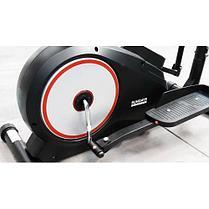Эллиптический магнитный тренажер K Power 8521 HA до 120 кг, фото 3