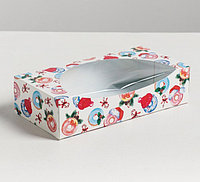 Упаковка для кондитерских изделий «Пончики»