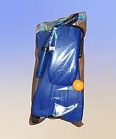 Набор для плавания, ласты  с трубкой и очками., фото 1