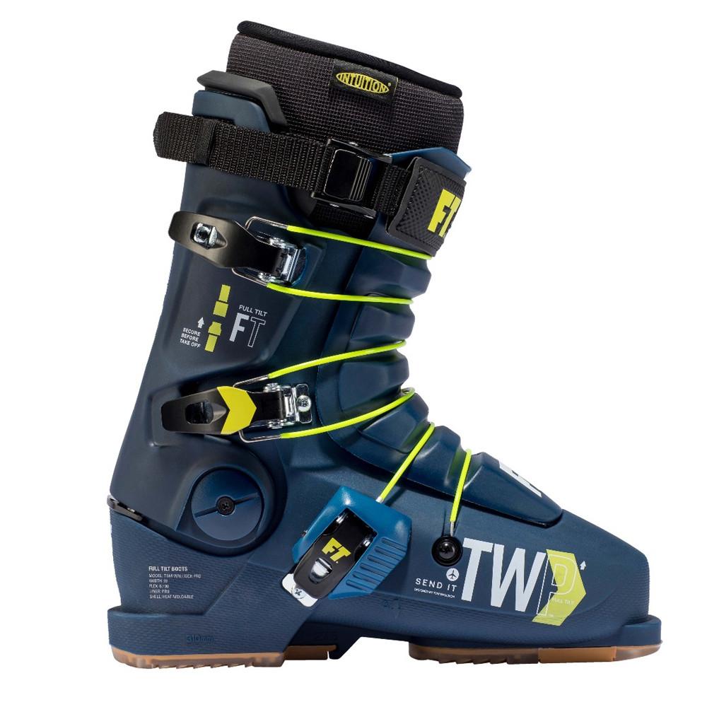 K2  ботинки горнолыжные Tom Wallisch Pro LTD