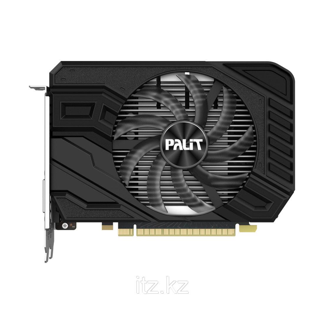 Видеокарта PALIT GTX1650 SUPER STORMX 4G (NE6165S018G1-166F)