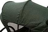 Коляска Evenflo Stride Темно-Зеленый, фото 6