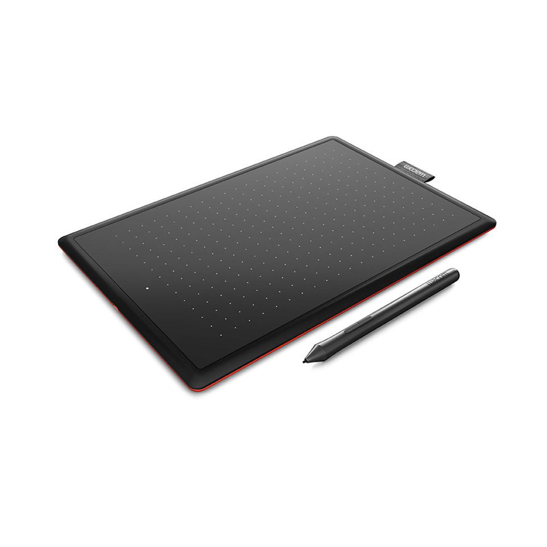 Графический планшет Wacom One Medium (CTL-672) Чёрный