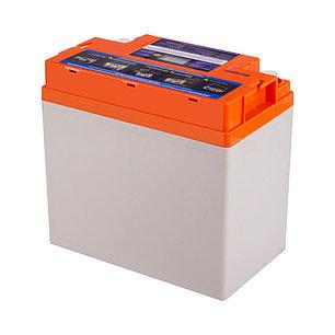 Батарея SVC GLD1255 гелевая 12В 55 Ач LED-дисплей, фото 2