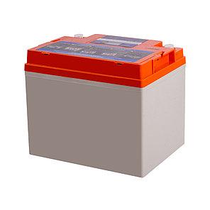 Батарея SVC GLD1280 гелевая 12В 80 Ач LED-дисплей, фото 2