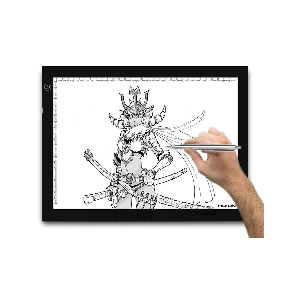 Графический планшет Huion A4